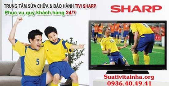 bao hanh tivi sharp