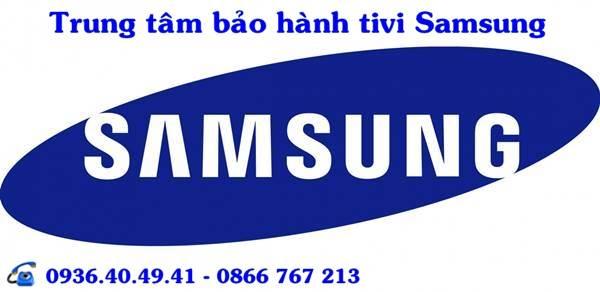 dịch vụ bảo hành tivi samsung