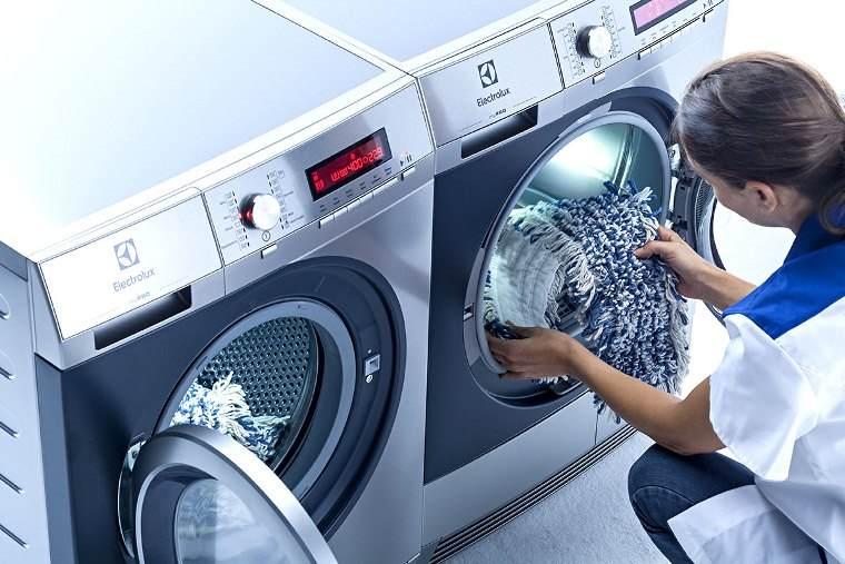 sửa máy giặt elextrolux